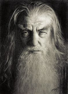 Gandalf the Gray - The Lord of the Rings - Wulfsbane.deviantart.com