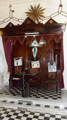 The Masonic East