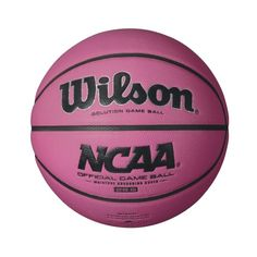 Wilson NCAA Replica Game Basketball, Pink, (size Moisture absorbing composite leather cover Designed for indoor/outdoor play Pebbled composite channels Cushion Core Technology Suitable for women and girls 9 and older Suitable for boys ages Wilson Basketball, Pink Basketball, Basketball Rules, Basketball Workouts, Basketball Skills, Basketball Players, Basketball Stuff, Basketball Birthday, Grand Vitara