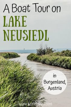 Lake Neusiedl is Europe's largest endorheic lake. There's no better way to explore it than taking a boat tour on Lake Neusiedl in Burgenland, Austria. Lower Deck, Boat Tours, Winter Travel, European Travel, Travel Guides, Trip Planning, Austria, Travel Destinations, National Parks
