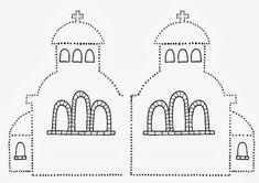 Ελένη Μαμανού: 3 Ιεράρχες - Κατασκευές- Φύλλα Εργασίας
