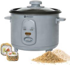 ROHNSON RC 05 Rýžovar Rice Cooker, Kitchen Appliances, Cooking, Diy Kitchen Appliances, Kitchen, Home Appliances, Kitchen Gadgets, Brewing, Cuisine