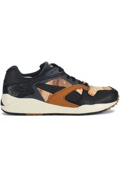 Coole Puma Trinomic XS850 Plus Camo (zwart) Heren sneakers van het merk puma . Uitgevoerd in zwart. Lees meer op http://www.sneakers4u.nl/sneakers-online/puma-trinomic-xs850-plus-camo-zwart/