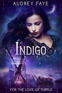 Book Club Books, Book 1, New Books, This Book, Purple Books, Book Cover Art, Book Covers, Paranormal Romance, Indigo