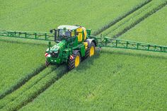 track sprayer in the feild - Google Search