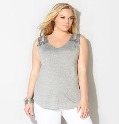 63802508e58 Plus size fashion clothing including tops