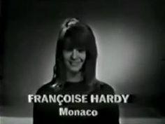 """Francoise Hardy - """"L´amour s´en va"""" - Monaco - 25 points - 5th place"""