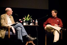"Michael Pollan and Whole Foods' John Mackey: ""The Past, Present and Future of Food"""