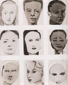 marlene dumas models - Google Search