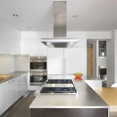 Contemporary House in Colorado with Award Winning : Contemporary Kitchen