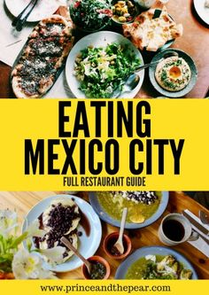 Your palate will satiate from our list of mouth-watering restaurants in Mexico City. Follow this guide and eat your way through this metropolis.