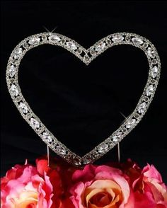 Unik Occasions - Timeless Collection Single Heart