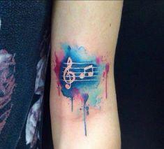 Imagen de blue, pink, and tatoo