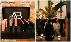 Ruby Slipper @ AB Makeup by Antoinette Bekos launch http://wp.me/pFgT9-Cp