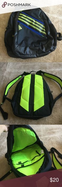 Adidas climate control back pack great condition Adidas Bags Backpacks
