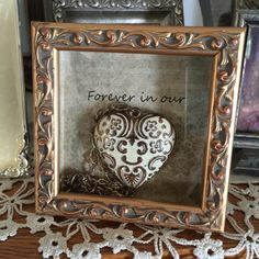 Sympathy Framed Picture Gift Inspirational Always In by ravished
