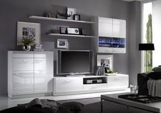 Moderne Wohnwand CARO