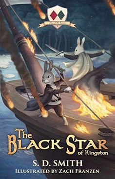 The Black Star of Kingston by S. D. Smith http://smile.amazon.com/dp/0986223530/ref=cm_sw_r_pi_dp_3ToQwb06VVXWE
