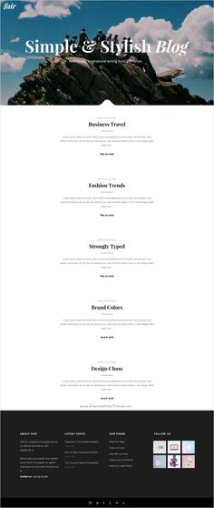20 Free Business Newsletter Templates To Download Newsletter   Free  Business Newsletter Templates  Business Newsletter Templates Free Download