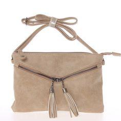 Moderní dámská crossbody kabelka taupe - Just Dreamz Makenna Rebecca Minkoff, Taupe, Shoulder Bag, Bags, Purses, Shoulder Bags, Taschen, Totes, Hand Bags