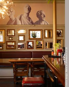 The Duke of Wellington, nice gastro pub in Marylebone