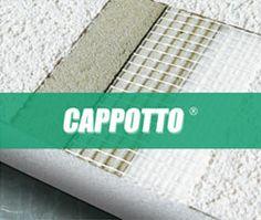 O sistema Cappotto é uma solução para o revestimento exterior de fachadas de edifícios. Impermeabiliza, isola térmicamente e melhora a eficiência energética dos edifícios. É um sistema rápido e prático de aplicar que permite o acabamento em múltiplas cores.