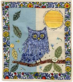 Sharon Blackman's owl