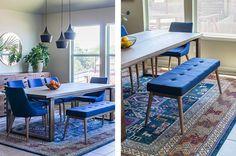 Dining Room Sets: Vintage Inspired Dining Room
