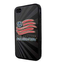 Soccer MLS New England Revolution FC SOCCER FOOTBALL Logo, Cool iPhone 4 / 4s Smartphone iphone Case Cover Collector iphone TPU Rubber Case Black Phoneaholic http://www.amazon.com/dp/B00WQ1XFMQ/ref=cm_sw_r_pi_dp_Exgqvb09PA49W