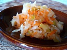 Lenka včelka: KVAŠENÁ ZELENINA - PICKLES Kimchi, Pickles, Natural Remedies, Salsa, Cabbage, Rice, Canning, Vegetables, Ethnic Recipes