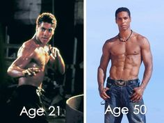 Found on Facebook - 8/2014 Bruce Leroy turns 50! That's right, actor & martial arts master Taimak from the classic movie The Last Dragon turned 50!