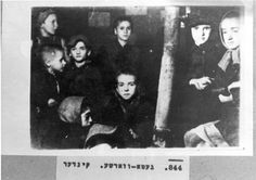 A group of children in the ghetto. The Warsaw Ghetto. The picture is the courtesy of Yad Vashem. Jewish Ghetto, Warsaw Ghetto, Warsaw Poland, Saints And Sinners, Jewish History, Lest We Forget, Losing A Child, Photo Archive, Wwii