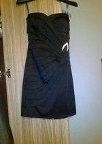 CENA 80zl Satynowa sukienka