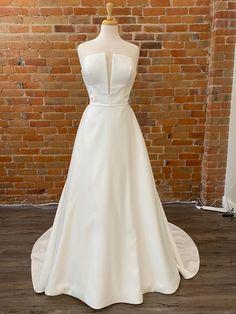 Buy Wedding Dress, Bridal Dresses, Size 12, Formal Dresses, Fashion, Paloma Blanca, Bride Dresses, Dresses For Formal, Moda