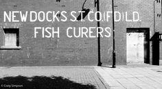 Fish Curers, Fleetwood, Lancashire, England.  7th July 2013.
