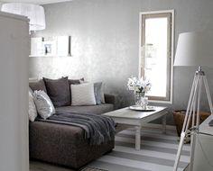 Maalaisromanttinen olohuone, Jenni Hynnä, 5461b04e498ef46ec062d54a - Etuovi.com Sisustus