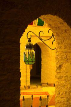 Ornate lantern, The Medina of Agadir, Agadir, Morocco, Africa color Moroccan Design, Moroccan Style, Marrakesh, Agadir Morocco, We Are The World, Street Lamp, Mellow Yellow, Color Yellow, Moorish