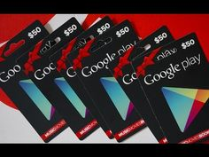 How to get free Google Play Gift card code -  Free Google Play Gift Card...