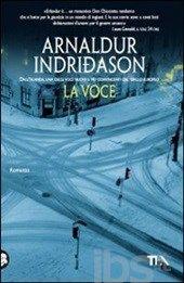 La voce - Arnaldur Indridason
