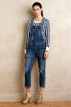 Want overalls - don't like the sweater