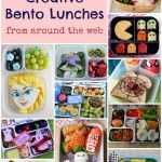 Brilliant Bento Lunches from my Bento Blogging Friends!