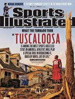 Sports Illustrated. Terror Tragedy and Hope in Tuscaloosa
