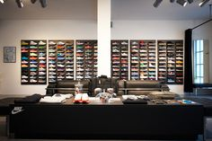 Germany's Allike Sneaker Store Makes the Transition from Online to Brick and Mortar