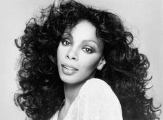 Remembering Donna Summer who died yesterday.  LaDonna Adrian Gaines (December 31, 1948 – May 17, 2012[1]), known by the stage name Donna Summer, was an American singer-songwriter who gained prominence during the disco era of the 1970s. She had a mezzo-soprano vocal range, and was a five-time Grammy Award winner.  (May 18, 2012)