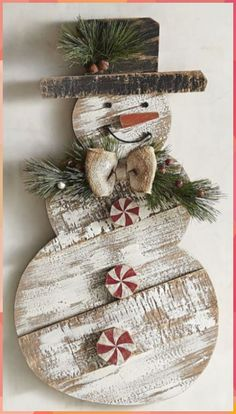Winter Wood Crafts, Christmas Wood Crafts, Pallet Christmas, Noel Christmas, Christmas Signs, Christmas Projects, Holiday Crafts, Christmas Ornaments, Country Christmas