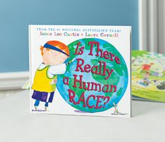 SALE: Is There Really A Human Race? Book - UNICEF Cards & Gifts support our efforts to save children's lives! ($6.49) this adorably illustrated book teaches children to relish life's journey, be kind along the way, help others and, most importantly, be true to yourself.