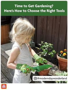 The propergarden toolscan make gardening easier and more enjoyable. Whether you're gearing up for seasonal clean-up or on-going yard maintenance, Here's How to tackle the job efficiently. Lawn And Garden, Garden Tools, Yard Maintenance, Beautiful Gardens, Planter Pots, Flower Girl Dresses, How To Get, Create, Link