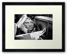 #photography #photo #art #print #artprint #streetphotography #streetphoto #bw #blackandwhite #street #frame #framedprint #findyourthing #photographs #artforsale #wallart #prague #czechia #city #urban #citylife #czechrepublic #face #wasted #trash #abandoned #malemodel
