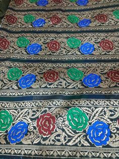 Laces used in sarees and suits