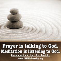 Meditation Prayer Altar | Divine Inspirations « I AM University